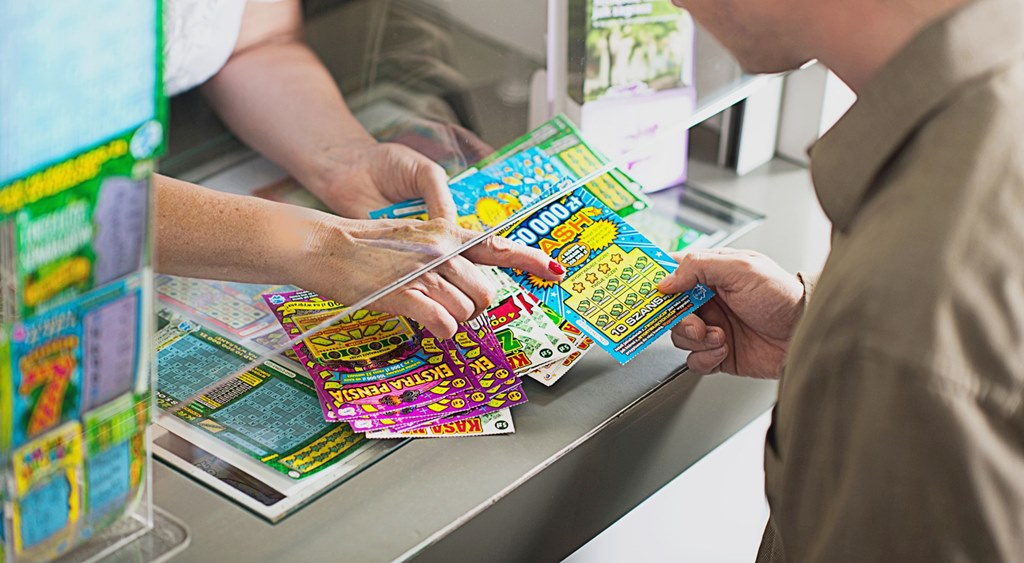 Kolektura Lotto - fot. LOTTO