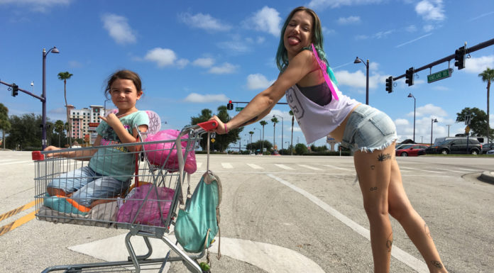 The Florida Project - fot. mat. pras.