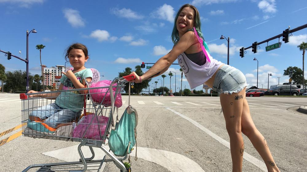 The Florida Project - fot. mat. pras.