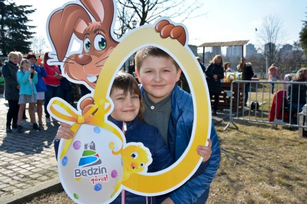 Jarmark Wielkanocny w Będzinie - fot. Łukasz Komoniewski/ Facebook