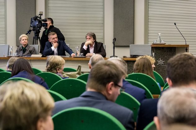 Sejmowa Komisja Zdrowia w Sosnowcu – fot. Maciej Łydek/UM Sosnowiec