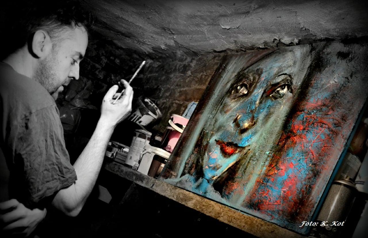 Wernisaż Znanego Artysty W Pałacu Kultury Zagłębia Zdjęcia Twoje