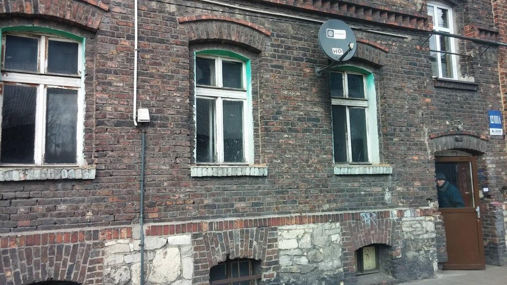 Kamienica przy ul. Chemicznej - fot. archiwum prywatne