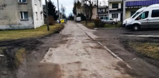 Ulica Węglowa w Czeladzi – fot. UM Czeladź