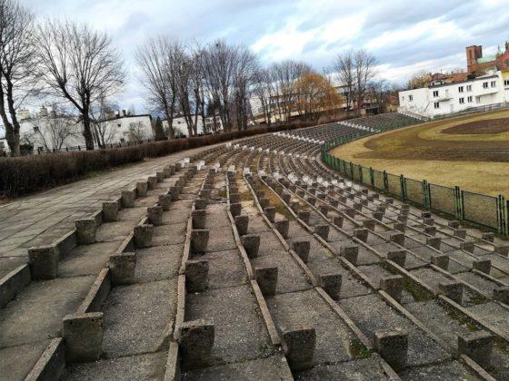 Stadion Miejski w Czeladzi – fot. UM Czeladź
