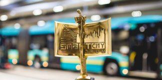Jaworzno z nagrodą Smart City – fot. A.Tura