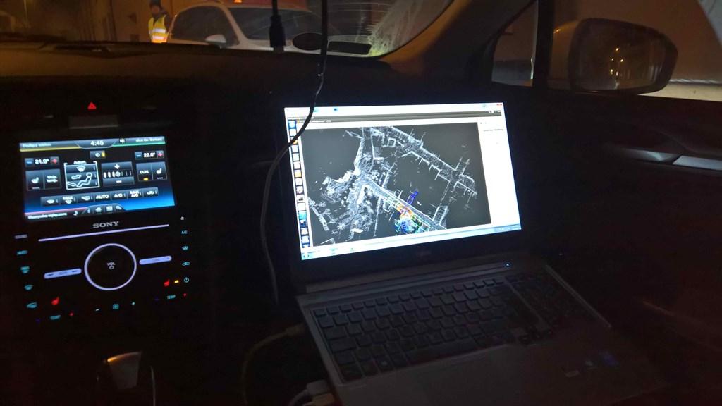 Mapowanie Jaworzna – fot. UM Jaworzna