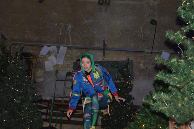 """""""Wróg – instrukcja obsługi"""" w Teatrze Zagłębia – fot. MZ"""