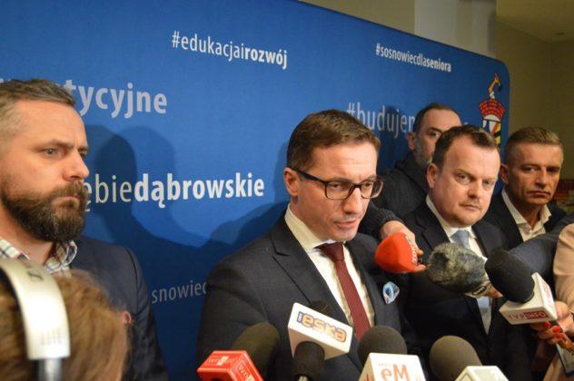 Sejmowa Komisja Zdrowia w Sosnowcu – fot. MZ