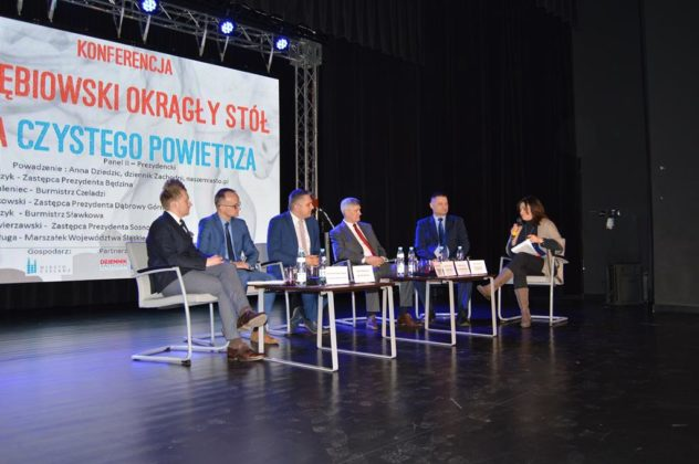 III Zagłębiowski Okrągły Stół dla Czystego Powietrza - fot. MZ