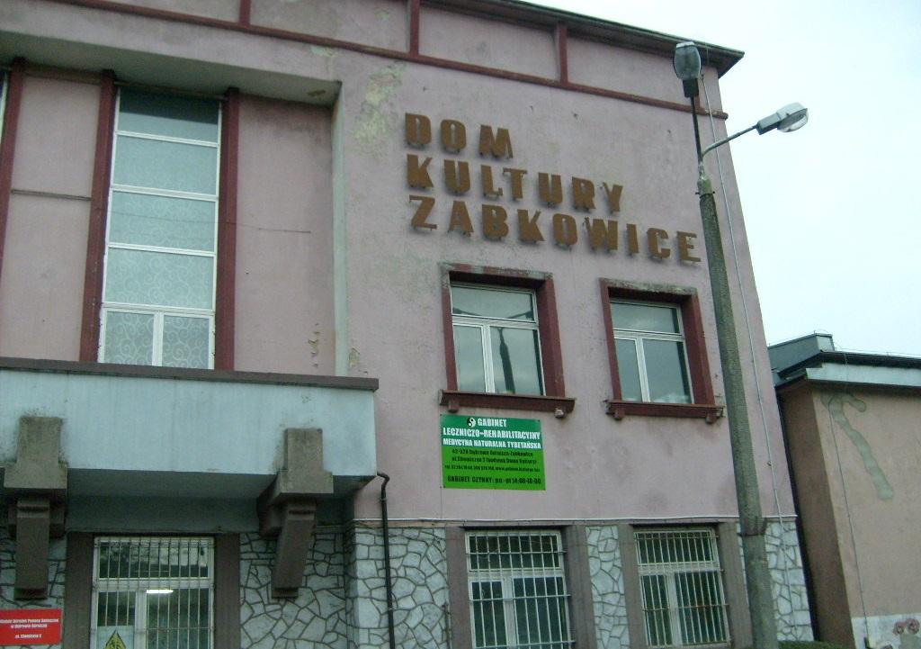 Dom Kultury Ząbkowice-fot. Dawid Kmiotek