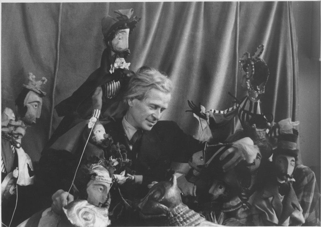Jan Dorman - fot Teatr Dzieci Zagłębia