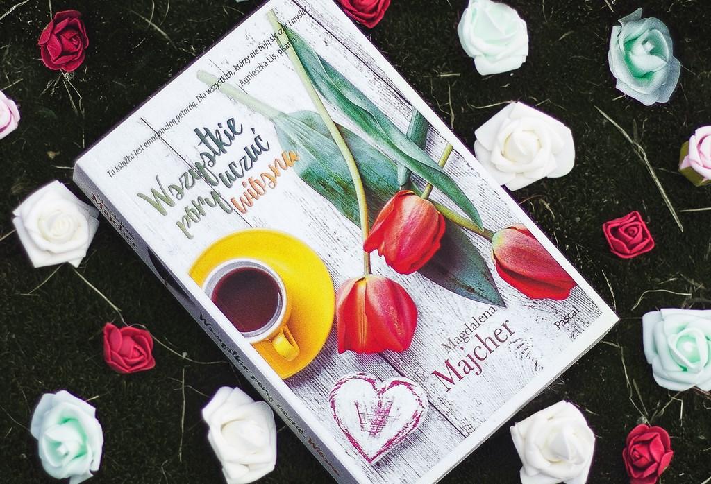 Najnowsza książka Magdaleny Majcher - fot. Weronika Smieszek