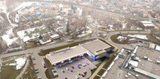 Nowy park handlowy w Jaworznie – fot. P.A. Nova