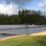 Molo na Stawikach - fot. UM Sosnowiec