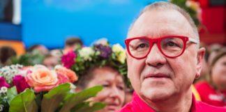 Szef WOŚP Jurek Owsiak - fot. Marcin Michon