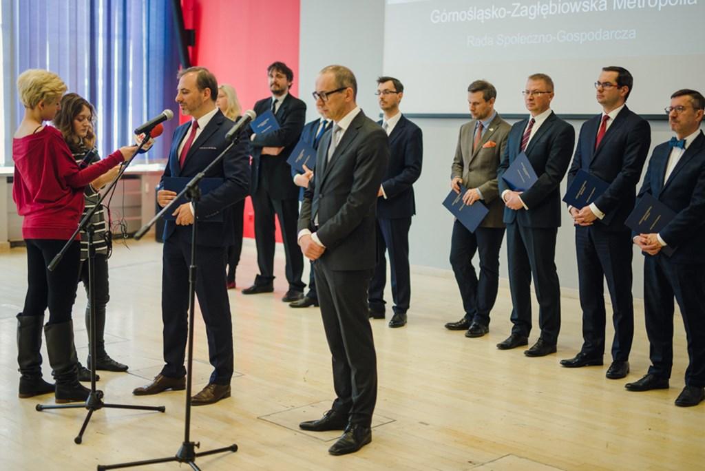 Rada Społeczno-Gospodarcza przy G-ZM – fot. Wojciech Mateusiak