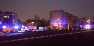 Nielegalny arsenał w bloku w Sosnowcu - fot. Sosnowiec na sygnale/Facebook