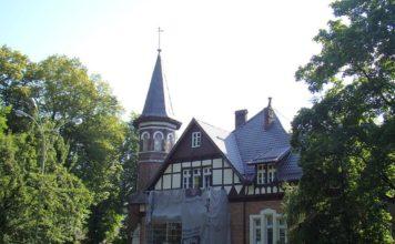 Pałac Szymańskiego - fot. Wikipedia