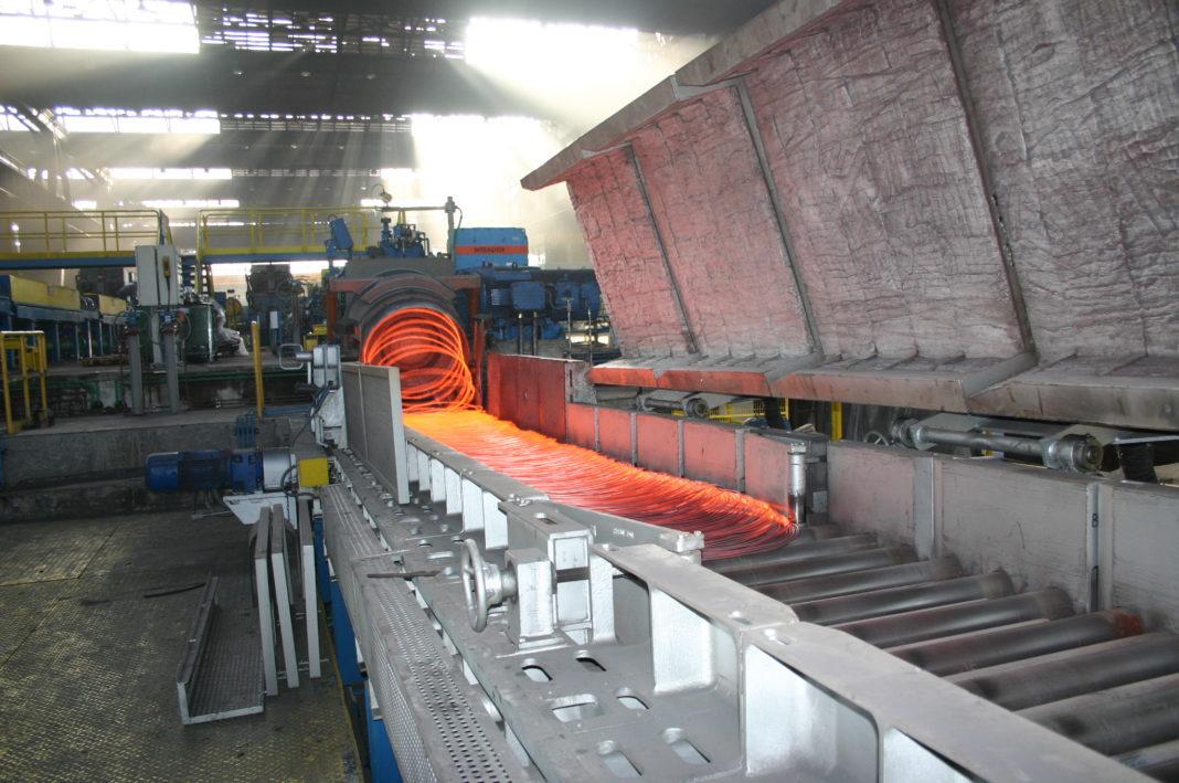 Modernizacja elektrociepłowni w sosnowieckiej hucie ArcelorMittal Poland - fot. mat.pras.