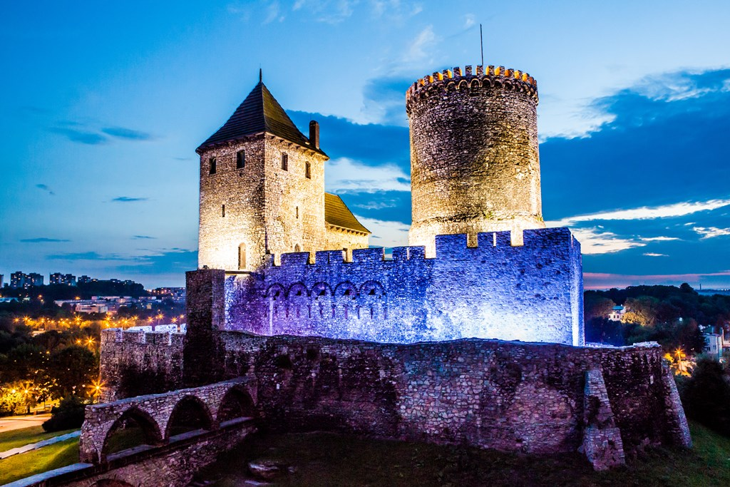 Zamek w Będzinie - fot. UM Będzin