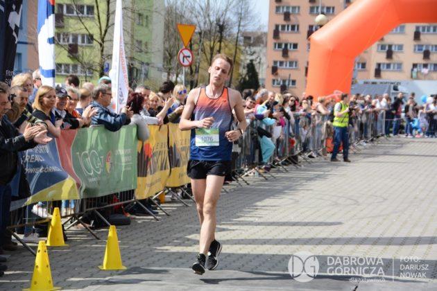 XI Półmaraton Dąbrowski - fot. Dariusz Nowak/UM Dąbrowa Górnicza