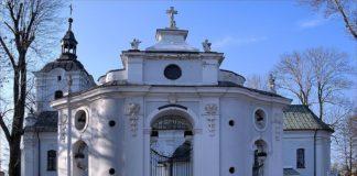 Brama Biskupa przy kościele PW św. Macieja Apostoła w Siewierzu - fot. archiwum prywatne