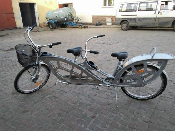 Sosnowiecki Rower Miejski - fot. UM Sosnowiec