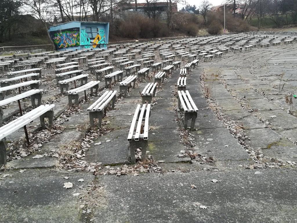 Amfiteatr w Czeladzi - fot. UM Czeladź