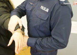 Zatrzymana - fot. KPP Będzin