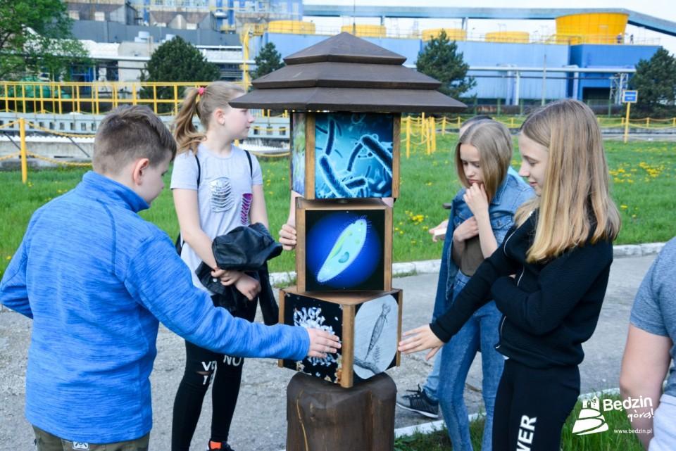 W Będzinie powstała wodna ścieżka edukacyjna dla uczniów - fot. UM Będzin