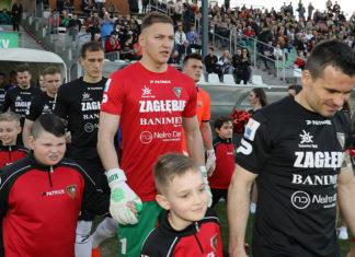 Zagłębie Sosnowiec – Odra Opole 1:0 – fot. Marek Rybicki