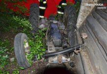 Śmiertelny wypadek pod Zawierciem - fot. Policja
