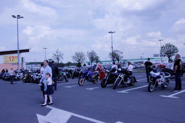 Rozpoczęcie sezonu motocyklowego - fot. MC
