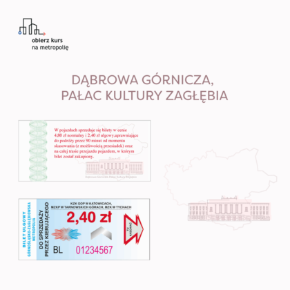 """Finałowe propozycje biletów w plebiscycie """"Bileciki do Kontroli"""" - fot. Metropolia GZM"""