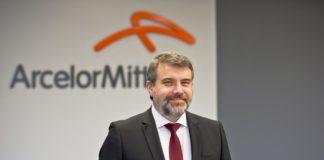 Tomasz Ślęzak, członkiem zarządu, dyrektorem ds. ochrony środowiska i energetyki ArcelorMittal Poland - fot. mat.pras.
