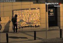 Rozwiesił zdjęcia nagiej dziewczynki - fot. KMP w Jaworznie