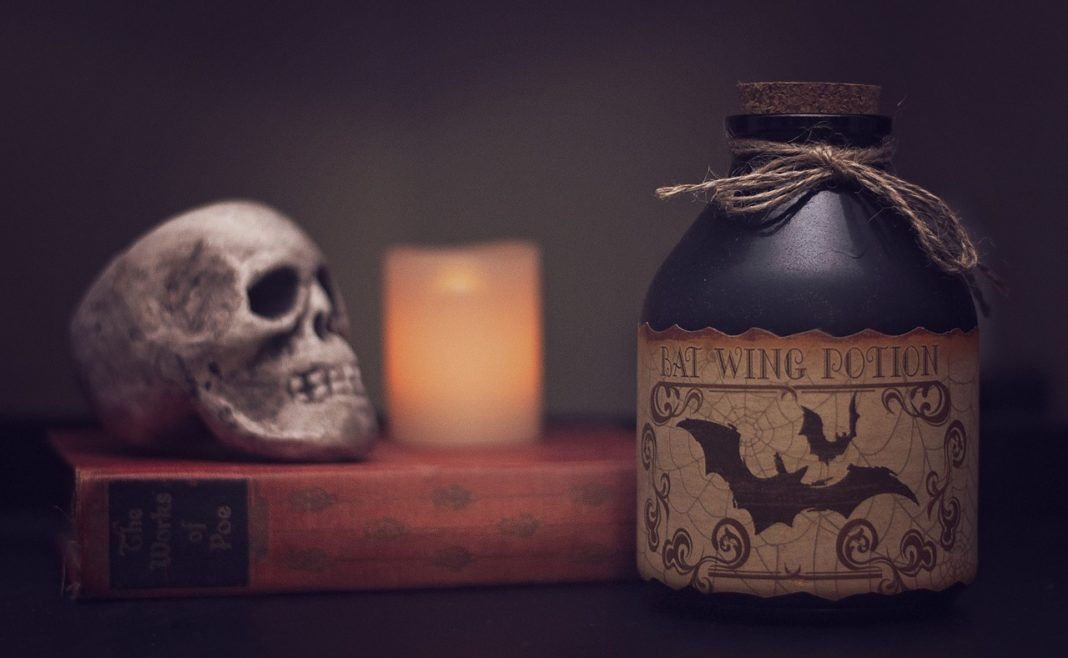Horror - fot. Pixabay