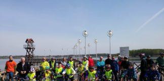 Otwarcie sezonu rowerowego- fot. Rowerowa Dąbrowa/Facebook
