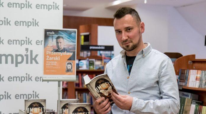 Przemysław Żarski - fot. Tomasz Żak