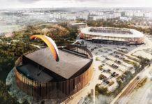Zagłębiowski Park Sportowy – fot. JSK Architekci