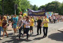 Marsz Nadziei - fot. UM Sosnowiec