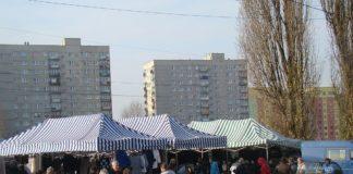 Targ w Dąbrowie Górniczej - fot. AR