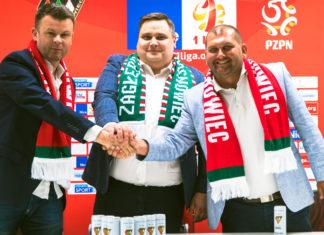 Grupa Nelro Data sponsorem strategicznym Zagłębia Sosnowiec – fot. mat. pras.