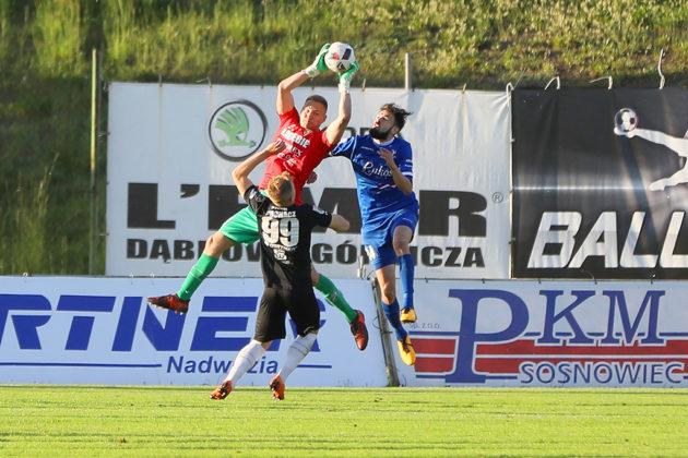 Zagłębie Sosnowiec – Podbeskidzie Bielsko-Biała 2:0 – fot. Marek Rybicki/zaglebie.eu