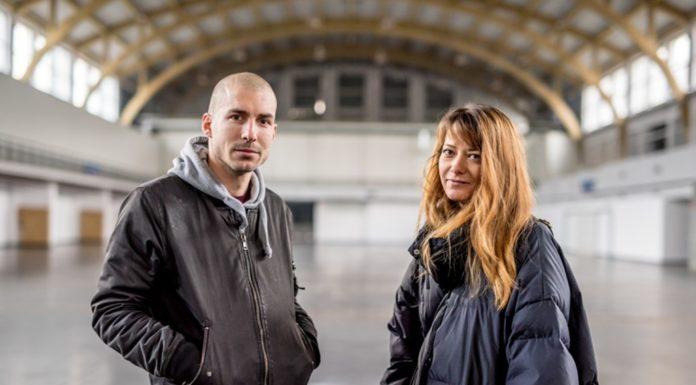 Aneta Groszyńska i Jan Czapliński - fot. M.Zakrzewski