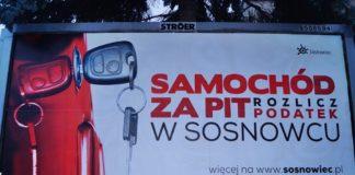 Loteria podatkowa w Sosnowcu - fot. Arch TZ