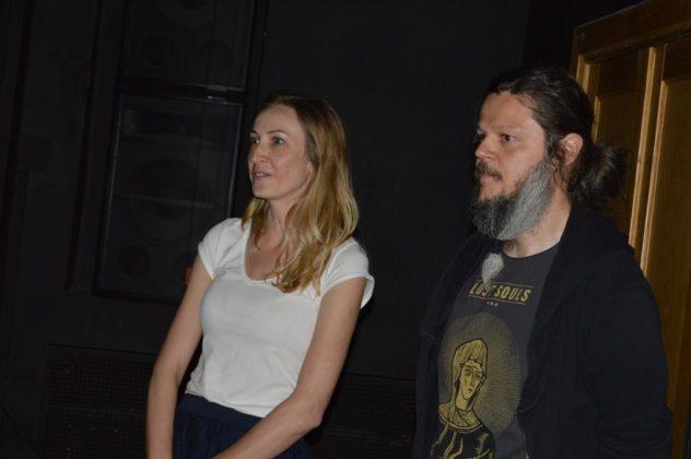 """""""Upiory"""" w Teatrze Zagłębia – fot. MZ"""