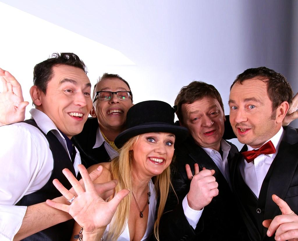 Kabaret pod Wyrwigroszem - fot. mat. pras.