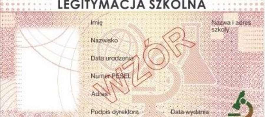 Elektroniczna legitymacja szkolna - fot. MEN